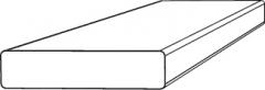 X.Boční lišta 70x16 mm délka 2m